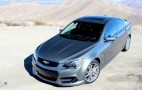 2014 Chevrolet SS first drive review