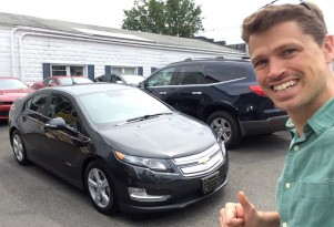 Why My 2014 Chevy Volt Uses Less Gas Than My All-Electric Car Did