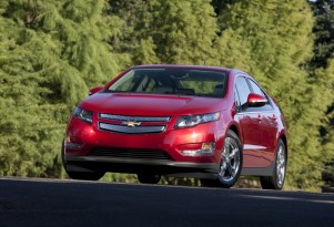 2014 Chevrolet Volt Price Cut By $5,000, To $34,995
