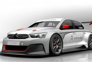2014 Citroën C-Elysée WTCC race car