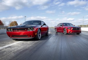 2014 Dodge Challenger & Charger 'Scat Pack'