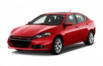 2014 Dodge Dart 4-door Sedan SE Angular Front Exterior View