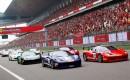 2014 Ferrari Challenge race in Shanghai, China