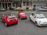 2015 Fiat 500 Updated With New Instrument Cluster, Display Options