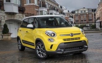 2014-2015 Fiat 500L Recalled After Tests Show That Airbags May Improperly Deploy