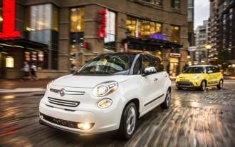 2014 Fiat 500L recalled over powertrain glitch