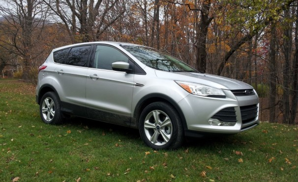 2014 ford escape se 1 6 liter ecoboost gas mileage drive report. Black Bedroom Furniture Sets. Home Design Ideas