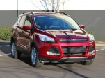2014 Ford Escape: Great Small SUV, Not-So-Great Gas Mileage