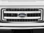 "2014 Ford F-150 2WD SuperCrew 145"" XLT Grille"