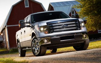 The 10 Most-Stolen Vehicles In America
