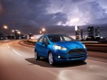 2014 Ford Fiesta 5-door hatchback