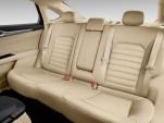 2014 Ford Fusion 4-door Sedan SE FWD Rear Seats