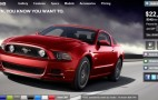 2014 Ford Mustang Configurator: 10 Versions, No Boss