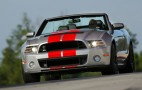 Ford To Auction Off Last 2014 Shelby GT500 Convertible For Charity