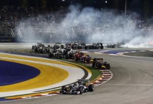 2014 Formula One Singapore Grand Prix