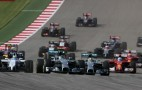 2014 Formula One United States Grand Prix Results