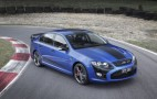 2014 FPV 351 GT F Is Ford's Final GT-Badged Falcon Muscle Sedan