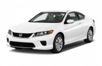 2014 Honda Accord Coupe 2-door I4 CVT LX-S Angular Front Exterior View