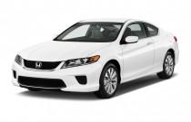2014 Honda Accord Coupe 2-door I4 CVT LX-S Angular Front Exterior View