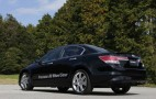 2014 Acura RLX Technology Preview Drive