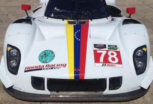 2014 Honda Riley Daytona Prototype package