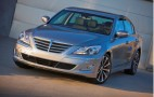 2014 Hyundai Genesis Gets A Few Updates Before New Model's Arrival