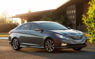 2014 Hyundai Sonata Gets Facelift, Steering Modes, Updated Navigation