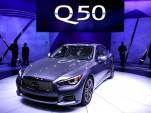 2014 Infiniti Q50, 2013 Detroit Auto Show