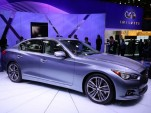 2014 Infiniti Q50 Hybrid Live Photos From Detroit