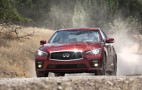 Infiniti Q50 May Revert To Older Hydraulic Steering