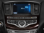 2014 Infiniti QX60 FWD 4-door Hybrid Audio System