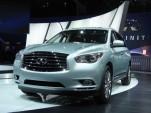 2014 Infiniti QX60 Hybrid: Luxury Crossover At NY Auto Show