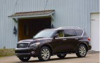 Infiniti Prices The 2014 QX50 And QX80