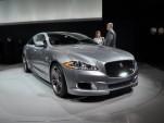 2014 Jaguar XJR Live Photos