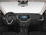 2014 Jeep Cherokee 4WD 4-door Trailhawk Dashboard