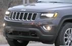 2014 Jeep Grand Cherokee Spy Shots