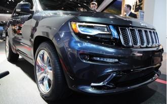 2014 Jeep Grand Cherokee SRT: 2013 Detroit Auto Show