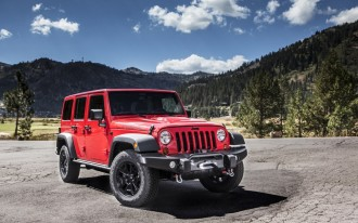 2014 Jeep Wrangler, Dodge Grand Caravan, Chrysler Town & Country Recalled For Tire Pressure Monitors