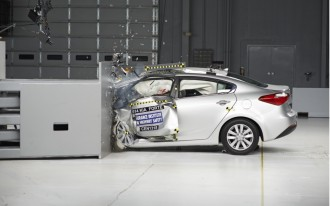 Which Small Cars Are Safest? New IIHS Test Helps Answer That