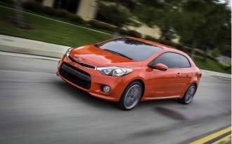 Kia Forte Koup officially killed off