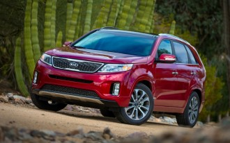 2014 Kia Sorento Recalled For Front Axle Fracture Problem