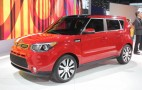 Kia Bares Its (2014) Soul In New York, Complete With Live Photos