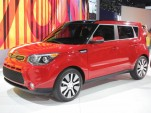 2014 Kia Soul Revealed At NY Auto Show, Live Photos