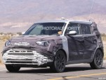 2014 Kia Soul spy shots