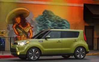 Electrified Kia Soul Arrives In 2014