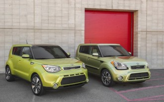2014 Kia Soul Vs. 2013 Kia Soul: Up-Close Impressions