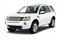 2014 Land Rover LR2 AWD 4-door Angular Front Exterior View