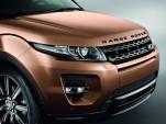 2014 Land Rover Range Rover Evoque (European spec)