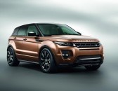 2014 Land Rover Range Rover Evoque (European spec)