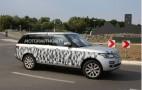 2014 Range Rover Long-Wheelbase Model Spy Shots